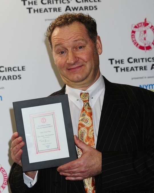 The 2011 Critics' Circle Theatre Awards