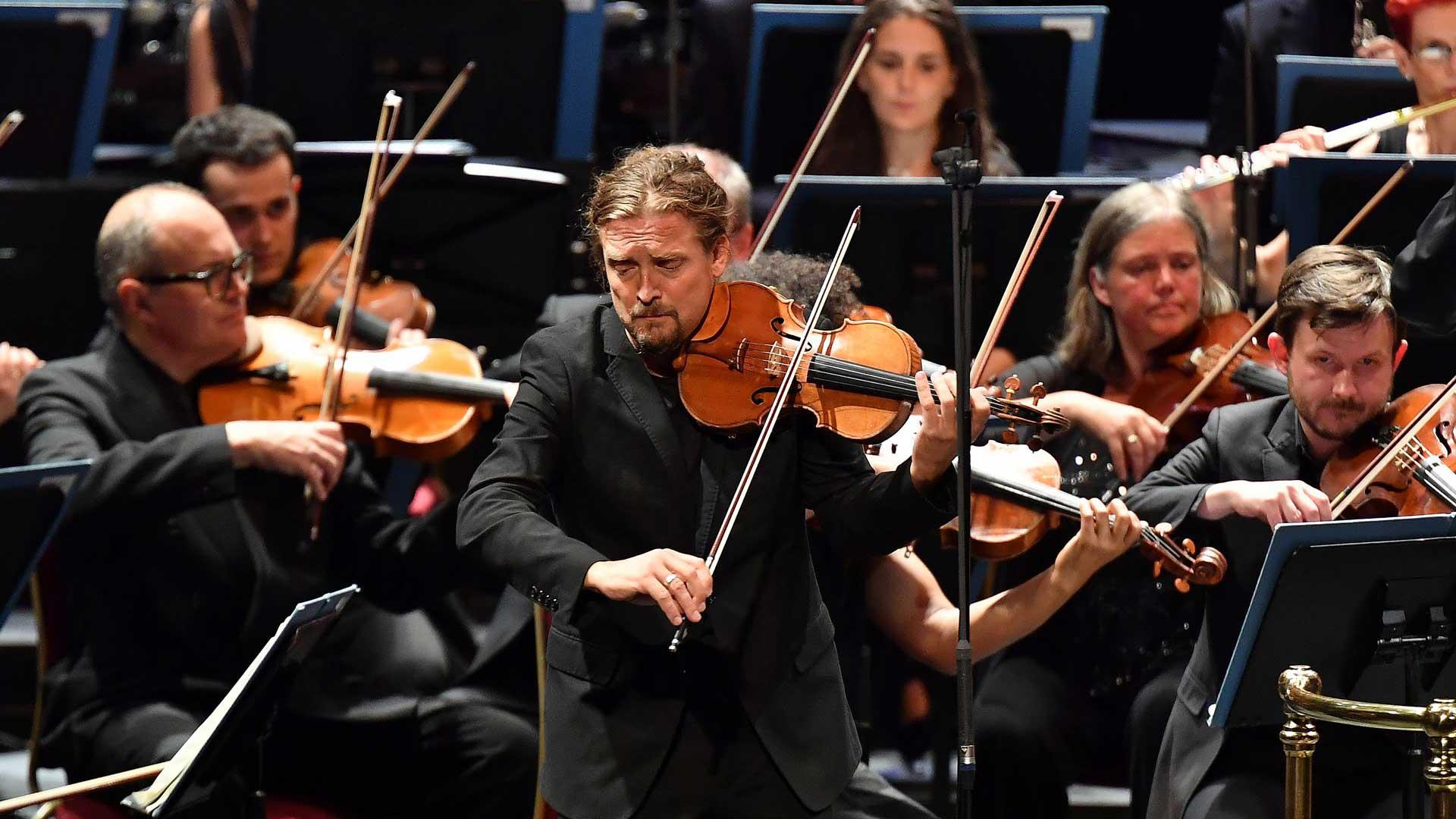 Scottish Chamber Orchestra, Prom 40, Royal Albert Hall