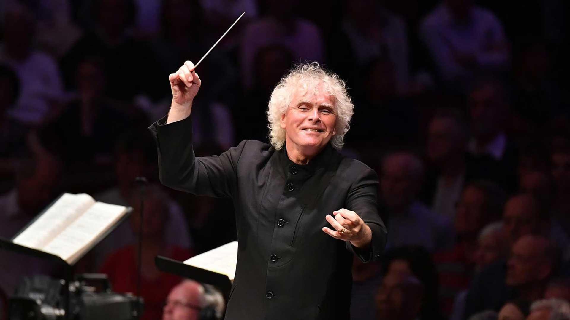 London Symphony Orchestra, Simon Rattle, Prom 46, Royal Albert Hall