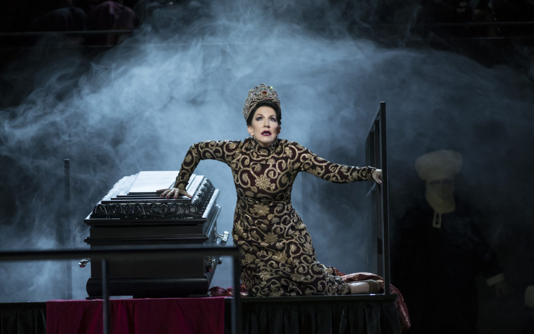 Semiramide, Royal Opera