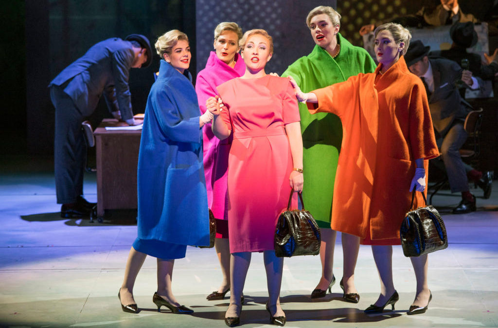Marnie, English National Opera