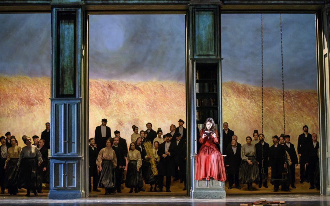 Eugene Onegin, Royal Opera, Covent Garden