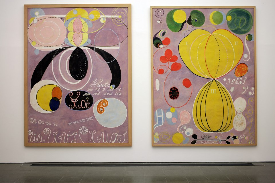 Hilma af Klint, Painting the Unseen, Serpentine Gallery