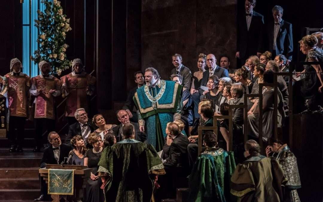 Die Meistersinger von Nürnberg, Royal Opera House, Covent Garden