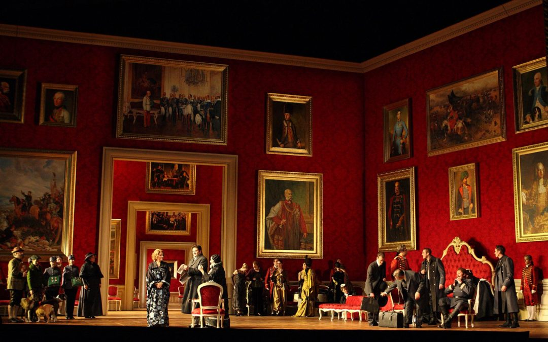 Der Rosenkavalier, Royal Opera House