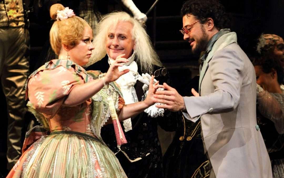 Les contes d'Hoffmann, Royal Opera House