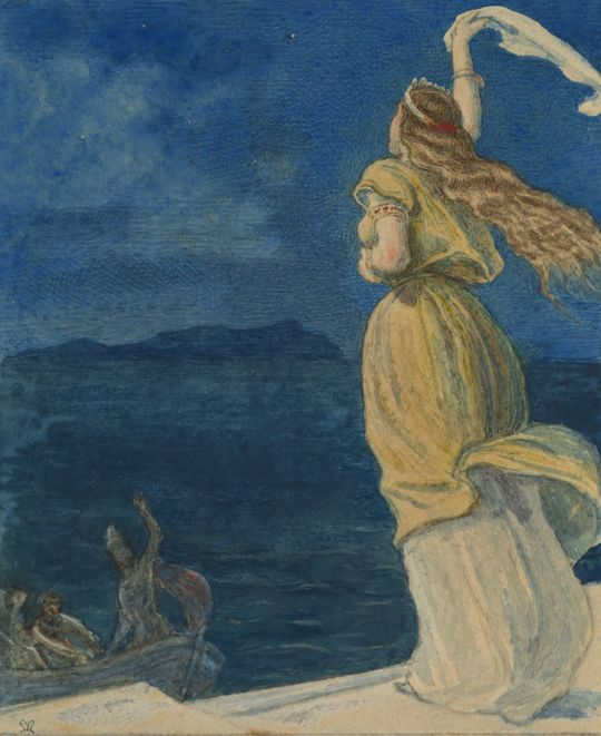 Life, legend and landscape at the Courtauld Gallery
