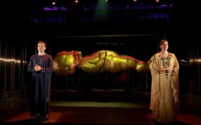 """New York Theatre Snapshot (Plus an Opera and an """"Experience"""") Part 1"""