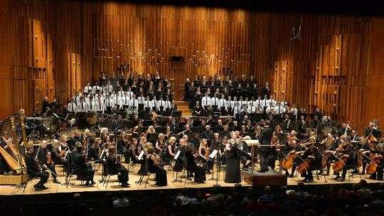 BBC Symphony Orchestra, Barbican Hall