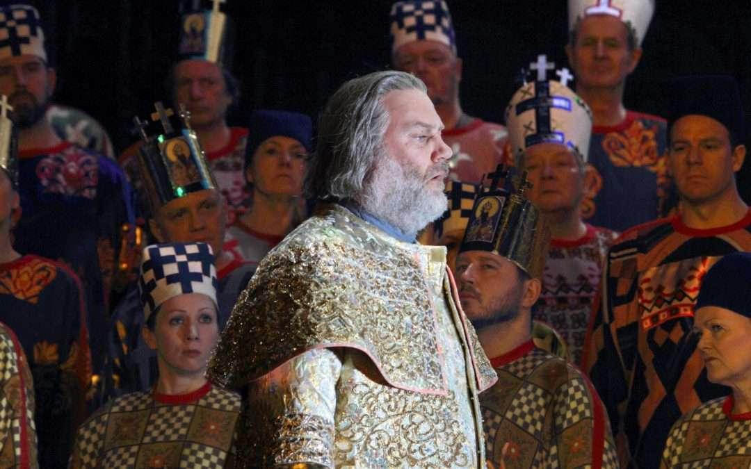 Boris Godunov, Royal Opera House