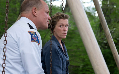 Three Billboards named Film of the Year by London Critics