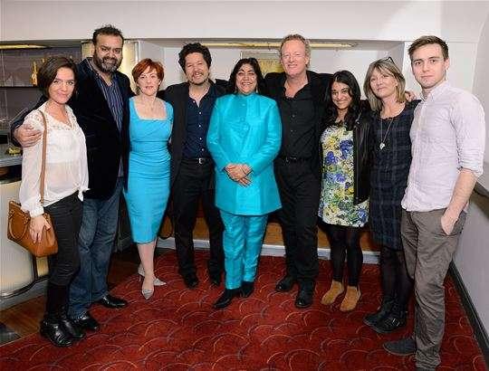 The 2015 Critics' Circle Theatre Awards