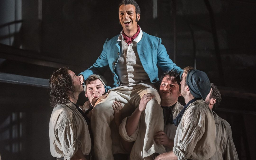 Billy Budd, Opera North Grand Theatre, Leeds