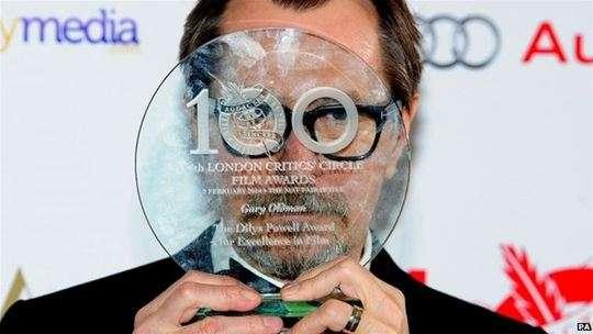 The 34th London Critics' Circle Film Awards