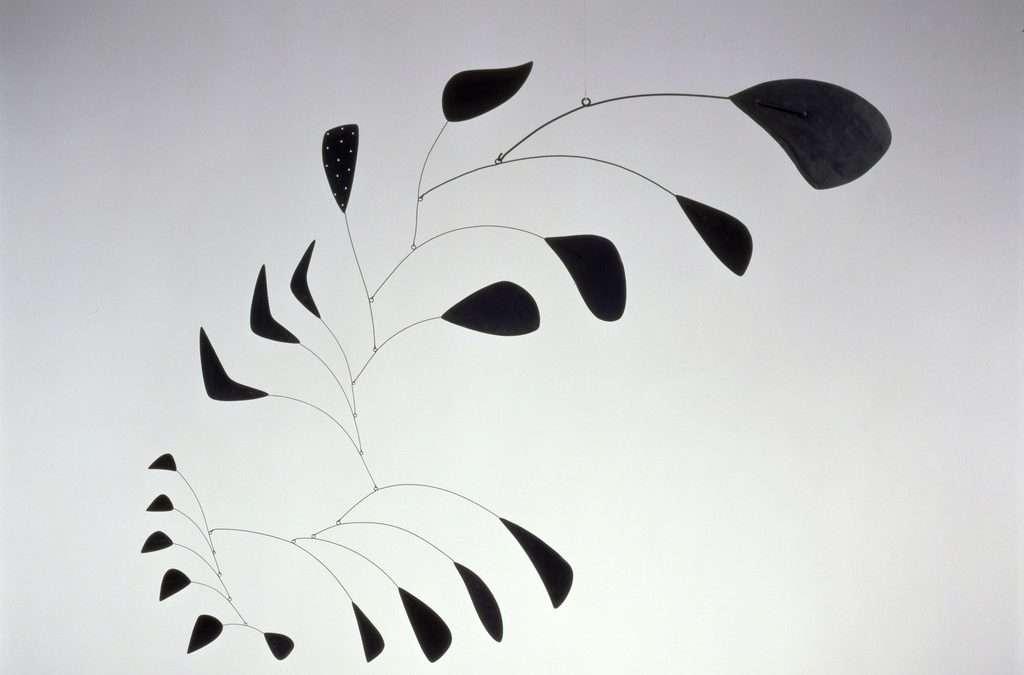 Performing Sculpture, Alexander Calder, Tate Modern