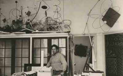 How Calder broke new ground