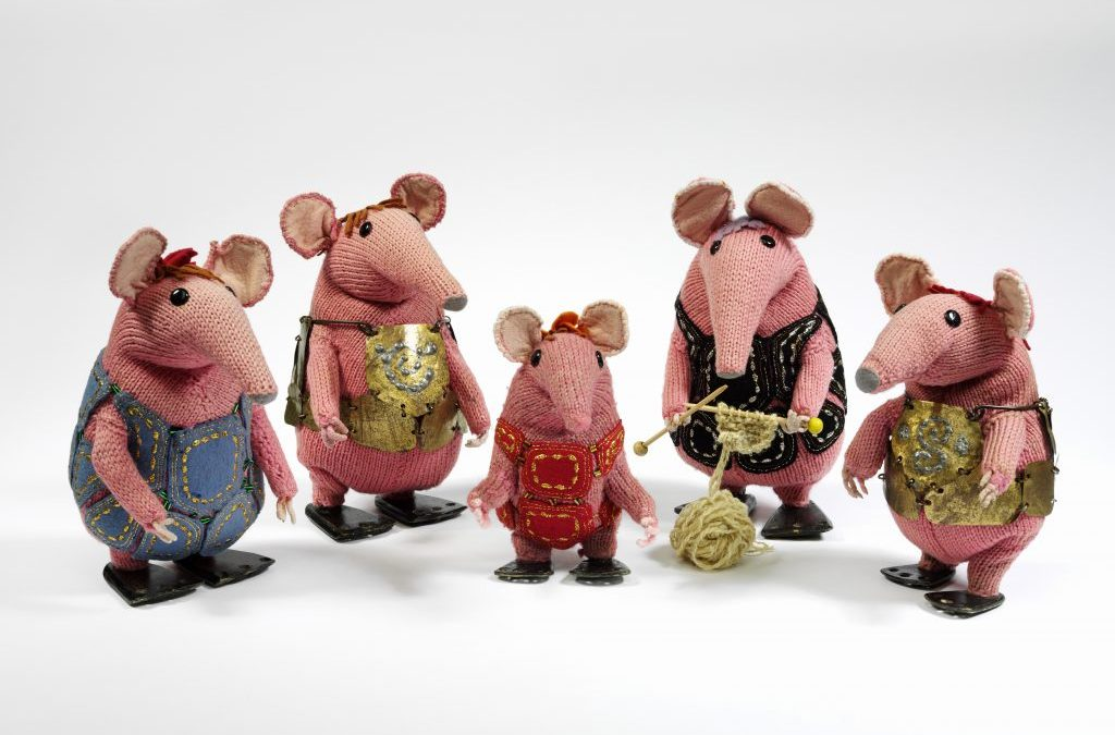 Clangers, Bagpuss & Co, V&A Museum of Childhood,