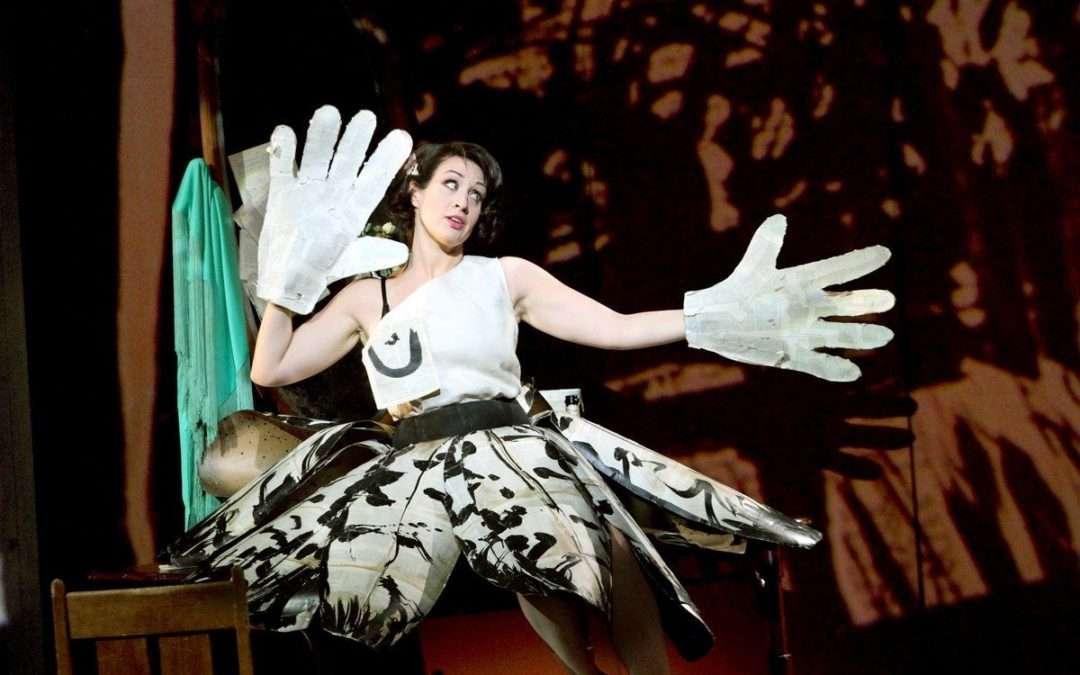 Lulu, English National Opera