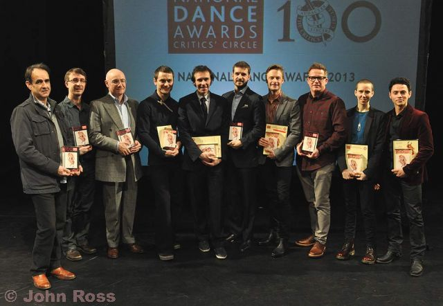 The 14th National Dance Awards