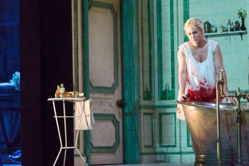 Lucia di Lammermoor, Royal Opera House