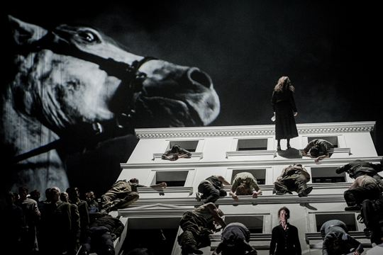 The Force of Destiny, English National Opera