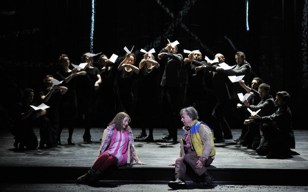 The Magic Flute, English National Opera
