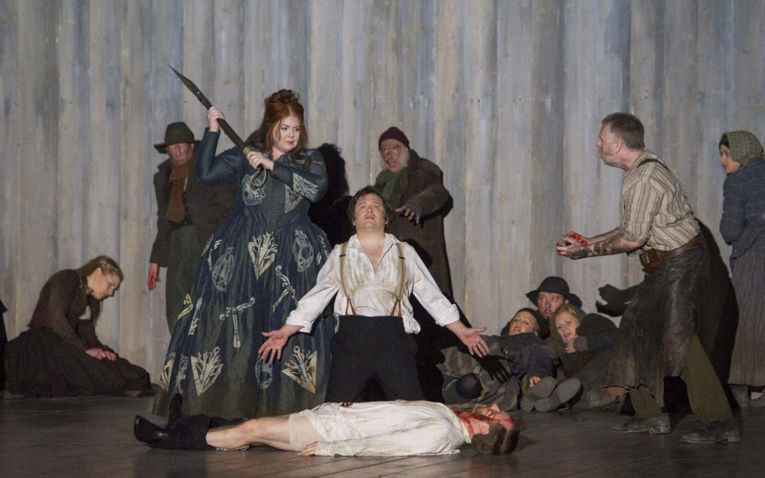 Norma, English National Opera, London Coliseum