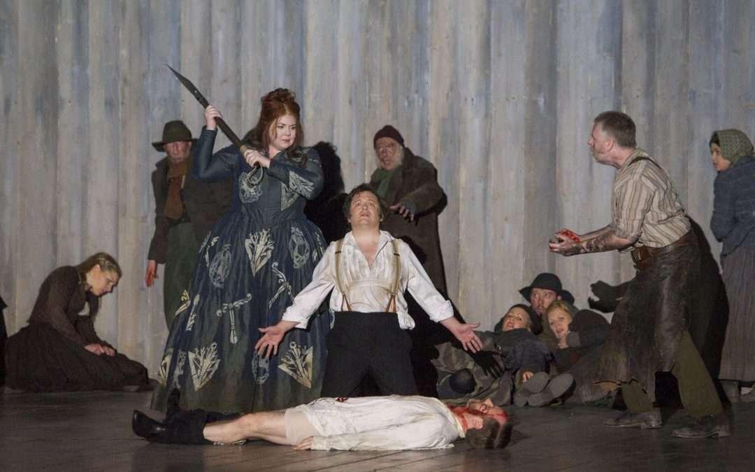 Norma, English National Opera, London Coliseum