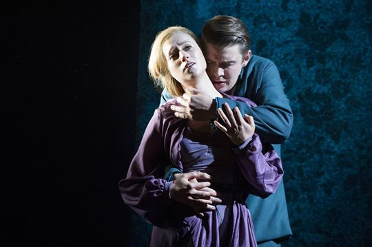 Pelléas et Mélisande, English Touring Opera, Malvern Theatres
