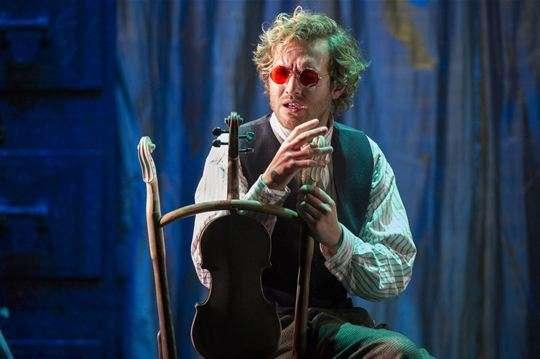 The Tales of Hoffmann, Britten Theatre, London