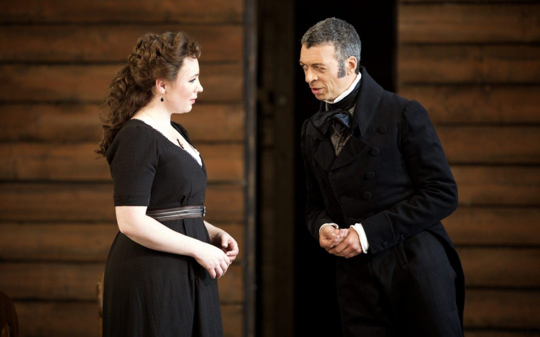 Eugene Onegin, Garsington Opera at Wormsley