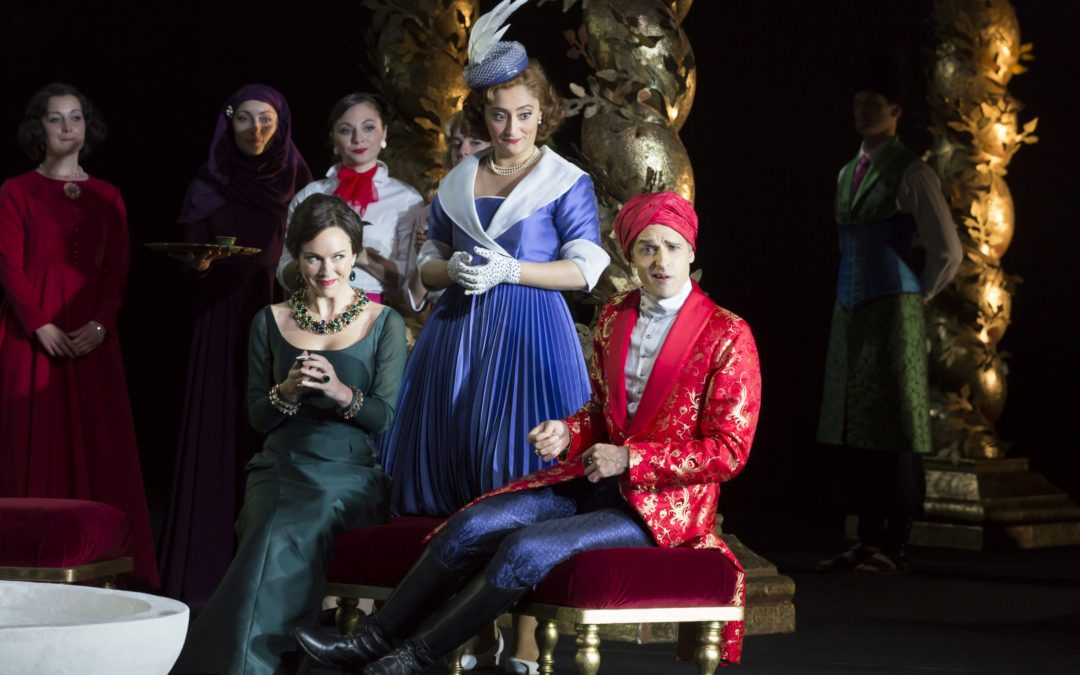 L'italiana in Algeri, Garsington Opera