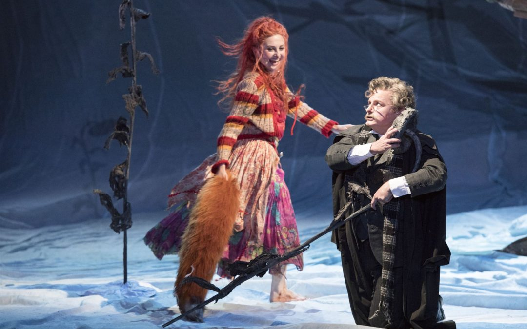 The Cunning Little Vixen, Glyndebourne