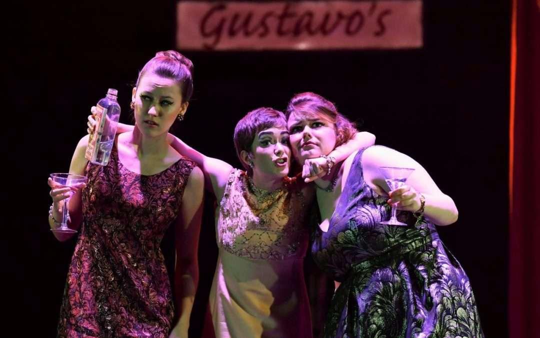 Faramondo, Britten Theatre, Royal College of Music