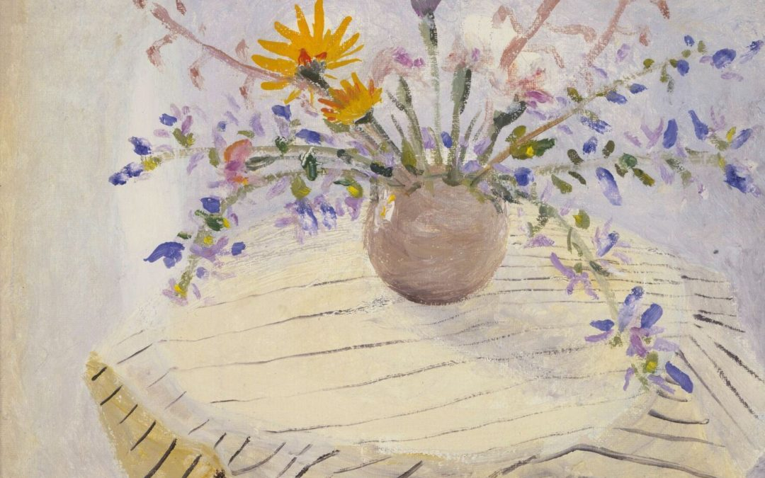Suspicious Magic, Winifred Nicholson in Cumberland, Crane Kalman Gallery, London,