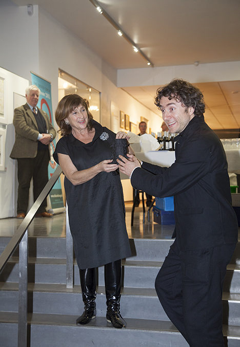 The Visual Arts Annual Award 2013