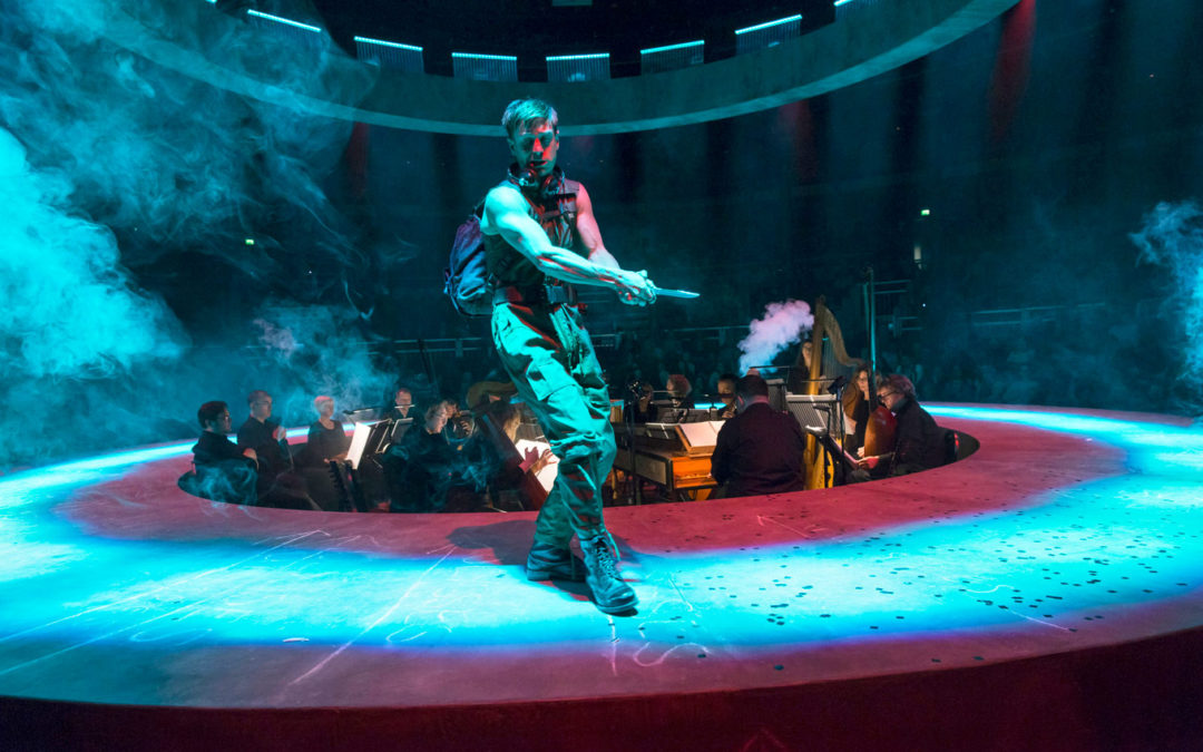 The Return of Ulysses, Royal Opera at the Roundhouse