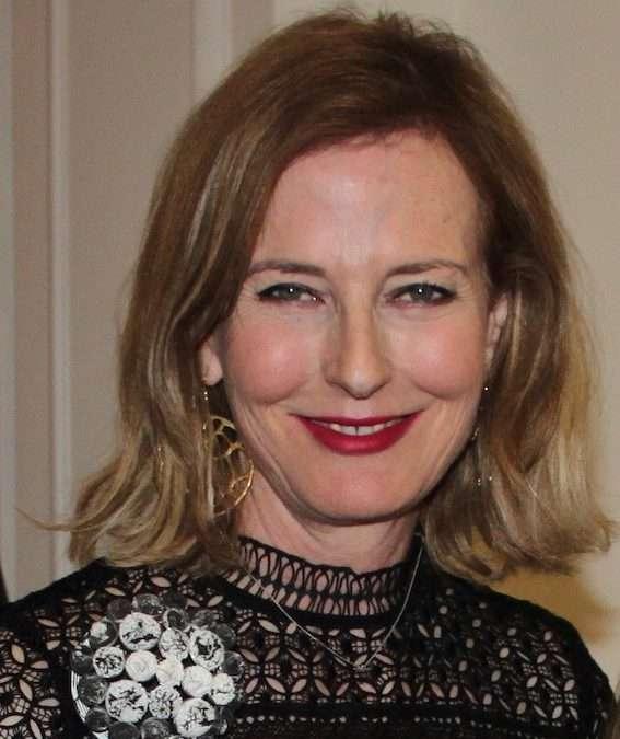 Julia Peyton-Jones wins 2017 award