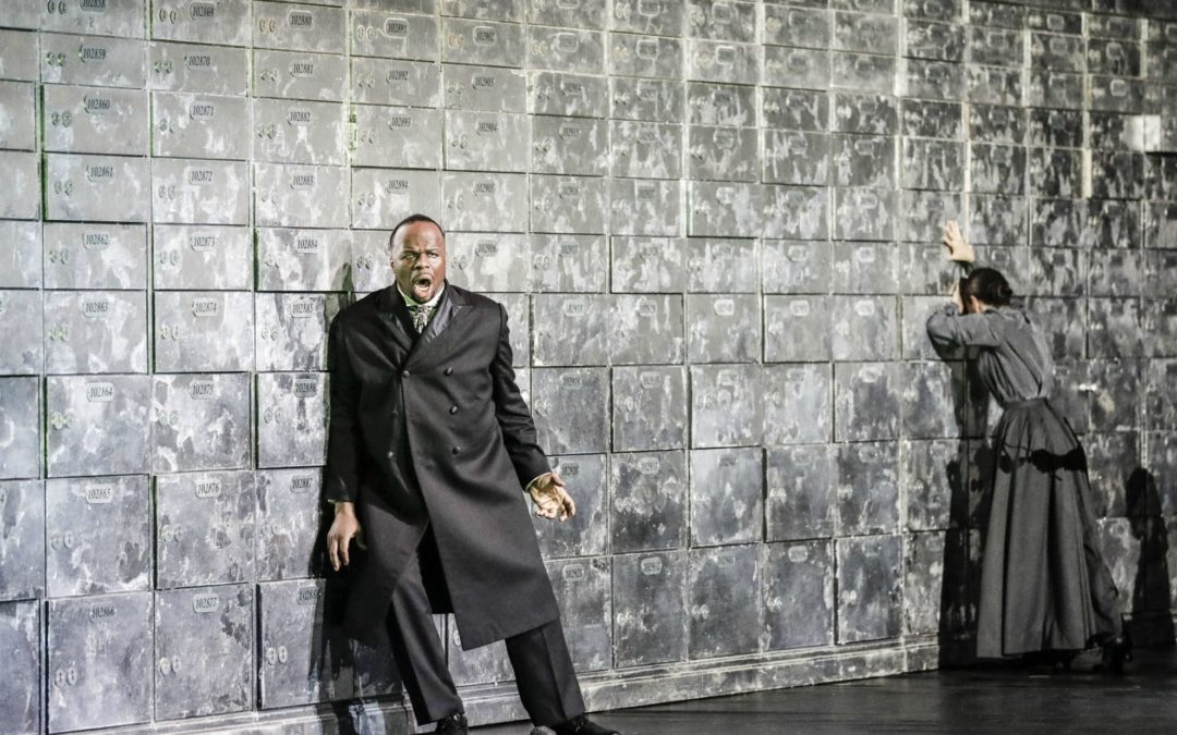 The Merchant of Venice, Cardiff Millennium Centre