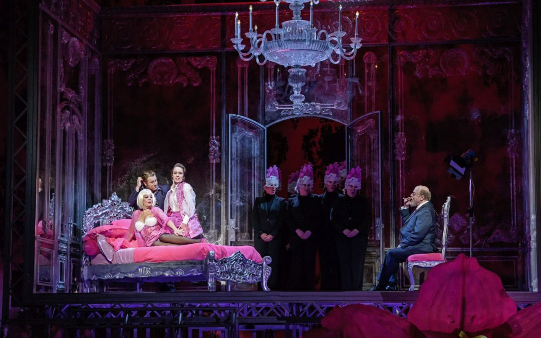 Manon Lescaut, Royal Opera House