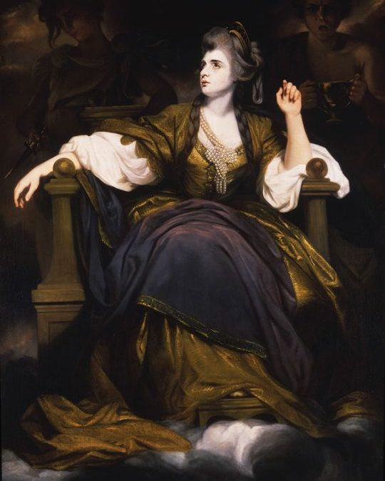 The First Actresses, National Gallery