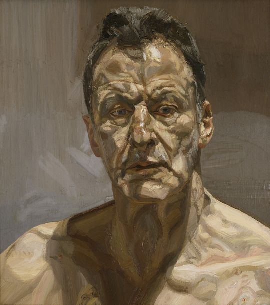 Lucian Freud: The Naked Truth, National Portrait Gallery