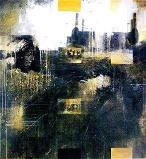 Richard Walker: The Bigger Picture, Curwen Gallery, London