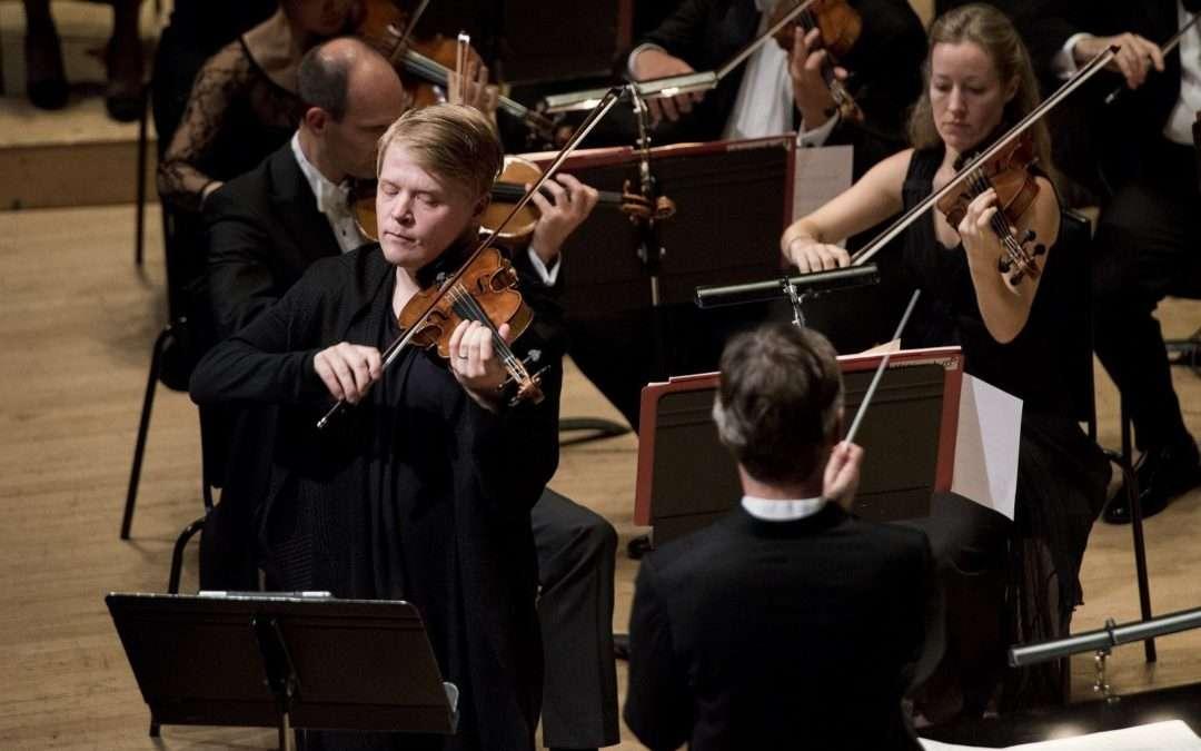 Philharmonia Orchestra, Esa-Pekka Salonen, Pekka Kuusisto, Royal Festival Hall