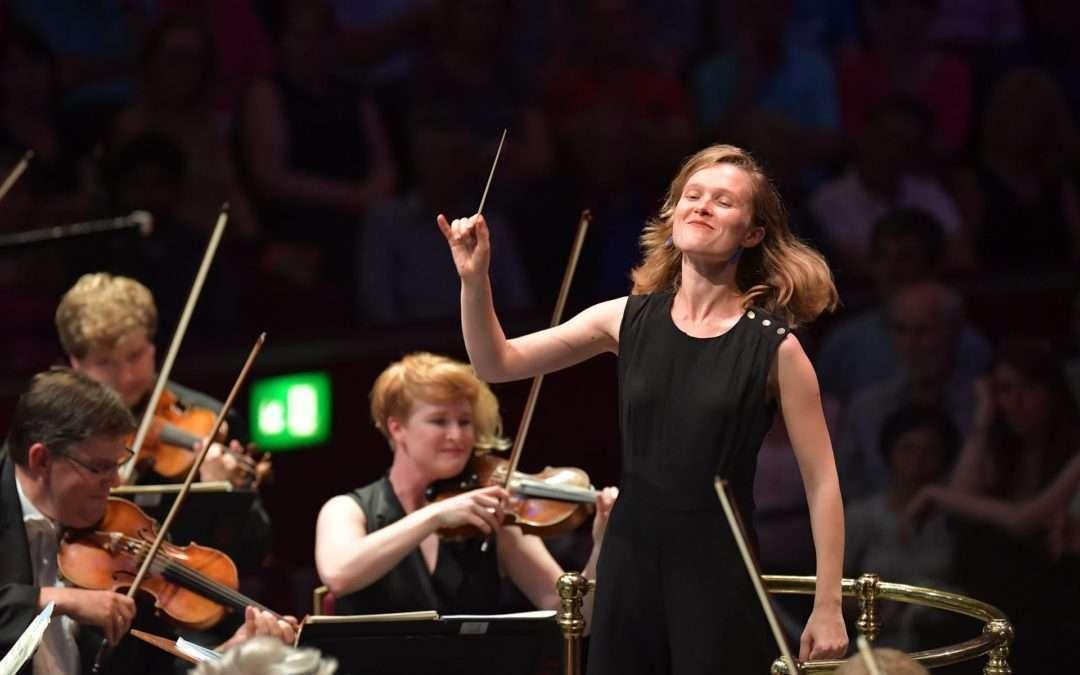 Prom 55, CBSO/Mirga Gražinytė-Tyla, Albert Hall