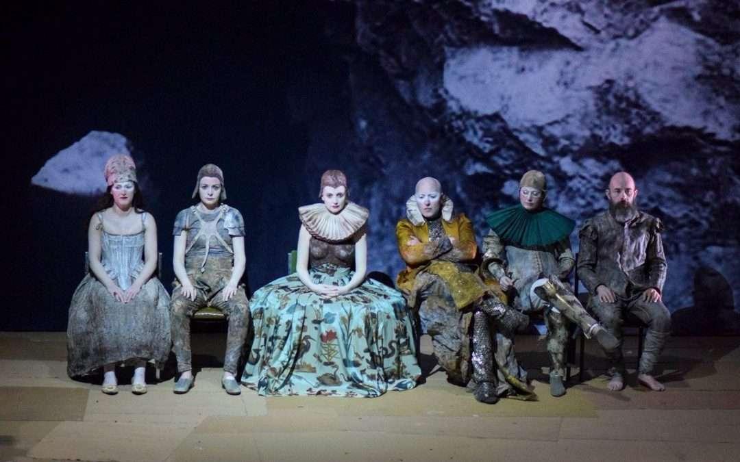 Radamisto, Northern Ireland Opera/Irish Chamber Orchestra, Lime Tree Theatre, Limerick