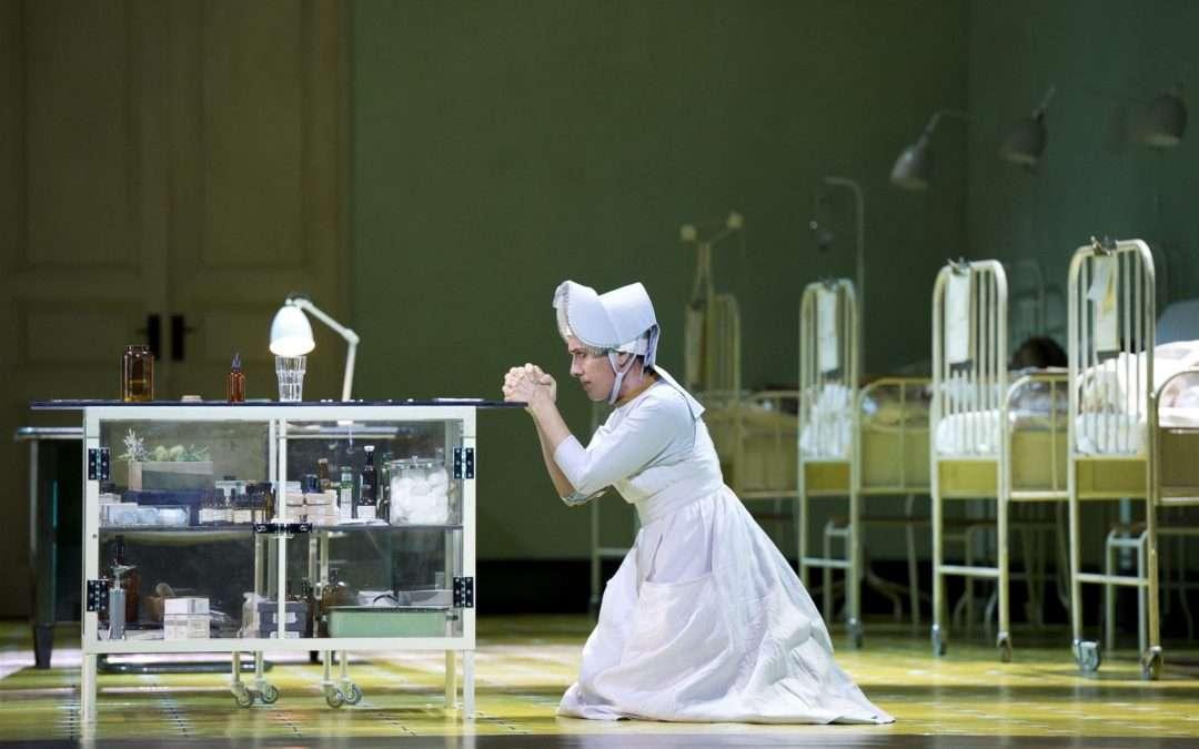 Il trittico, Royal Opera