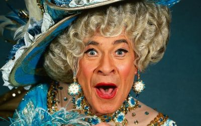 Pantomimes: Their demise was reported but they are alive and well