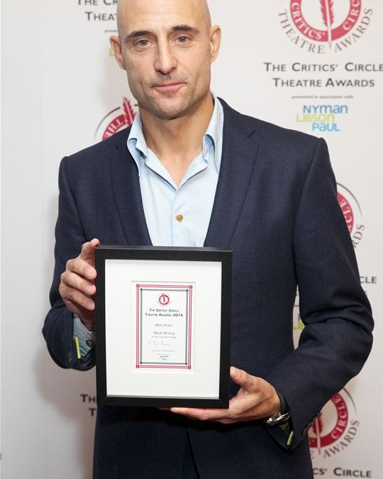 The 2014 Critics' Circle Theatre Awards