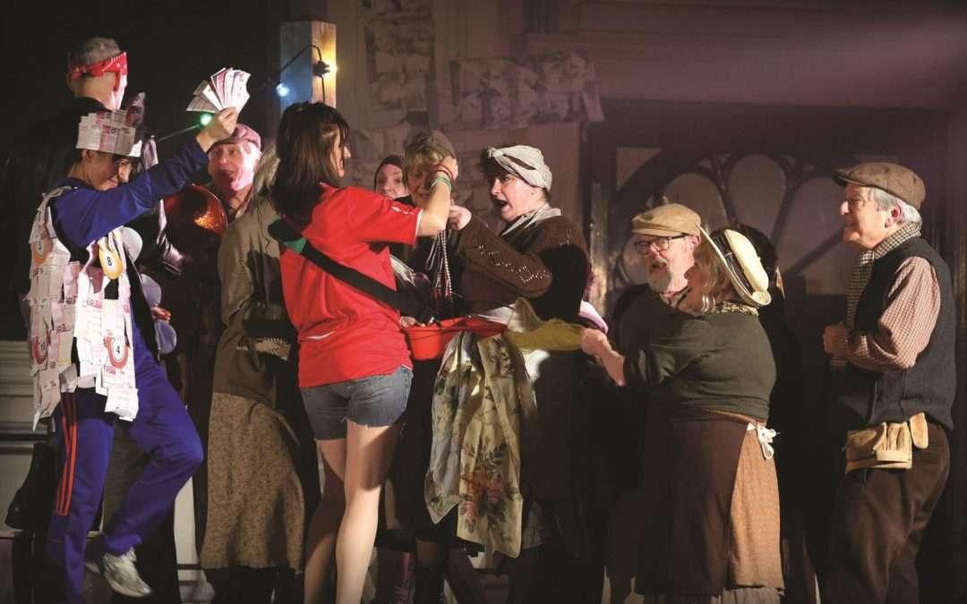 A Village Romeo and Juliet, New Sussex Opera, Cadogan Hall